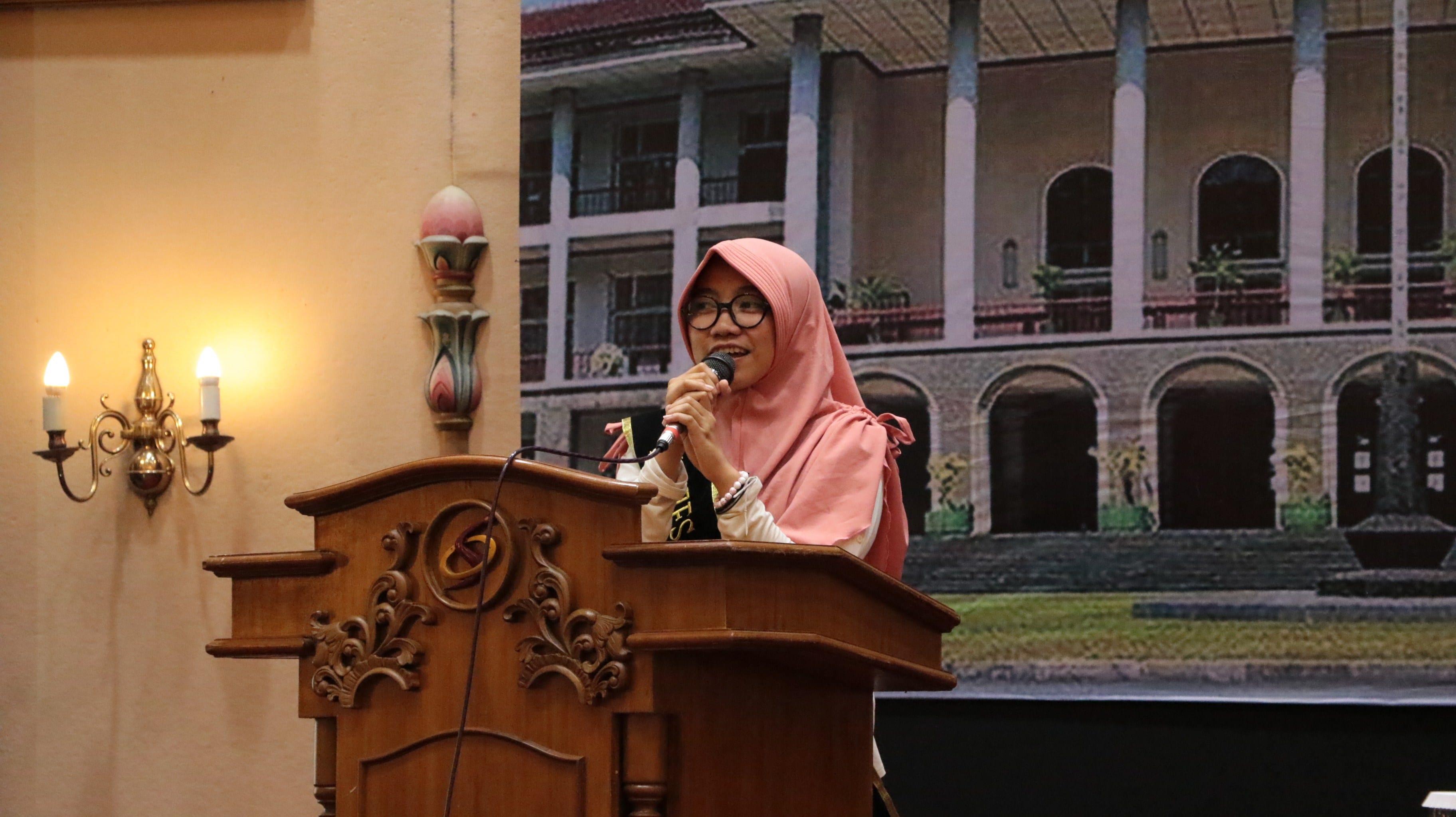 Mahasiswa Berprestasi UGM Jenjang Diploma Tahun 2018